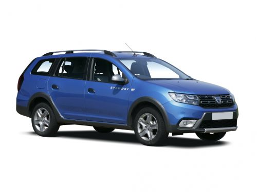 dacia logan mcv stepway estate 0.9 tce comfort 5dr 2018 front three quarter