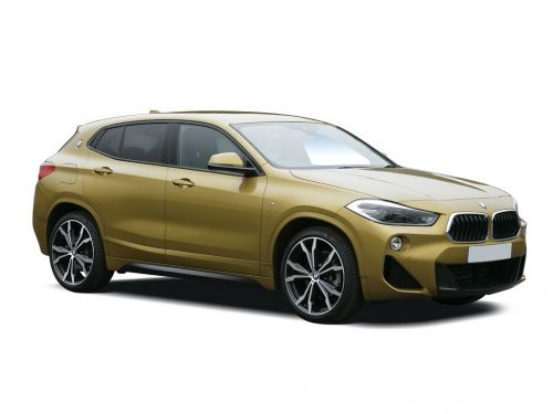 bmw x2 diesel hatchback sdrive 18d m sport x 5dr 2018 front three quarter