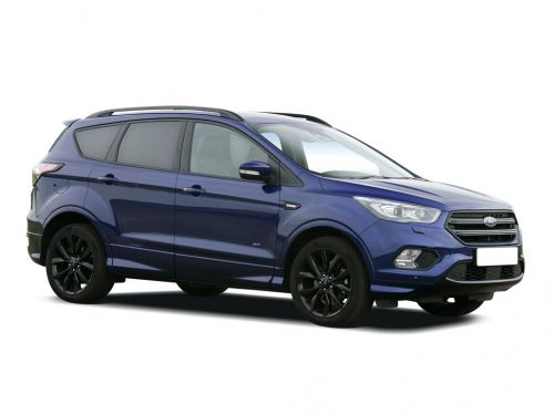 ford kuga estate 1.5 ecoboost 176 titanium 5dr auto 2018 front three quarter