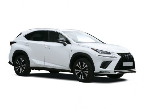 lexus nx estate 300h 2.5 takumi 5dr cvt [pan roof] 2019 front three quarter