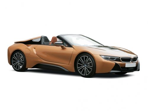 bmw i8 roadster 2dr auto 2018 front three quarter