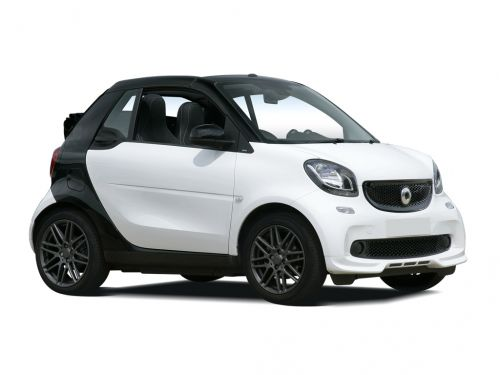 Smart Fortwo Cabrio 1 0 Prime 2dr 2016 Front Three Quarter
