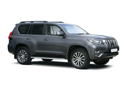 toyota land cruiser diesel sw 2.8 d-4d active 5dr auto 5 seats [nav] 2018 front three quarter