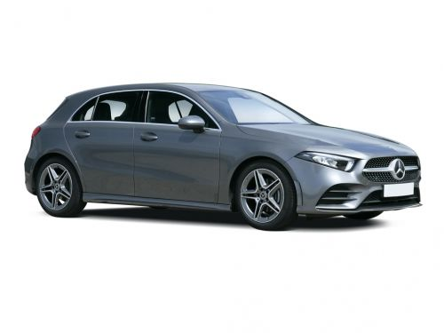 mercedes-benz a class diesel hatchback a180d [2.0] amg line premium plus 5dr auto 2020 front three quarter