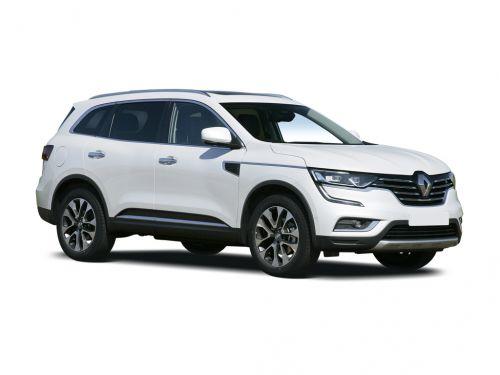 Renault Koleos Personal Business Car Lease Deals Leasecar Uk