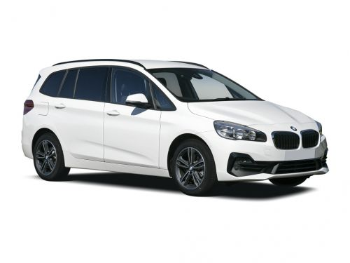 bmw 2 series gran tourer 218i luxury 5dr 2018 front three quarter