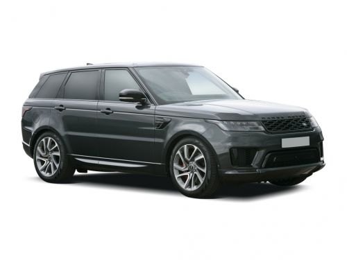 land rover range rover sport estate 5.0 p575 s/c svr carbon edition 5dr auto 2020 front three quarter