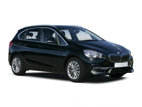 bmw 2 series active tourer 218i luxury 5dr step auto 2018 front three quarter