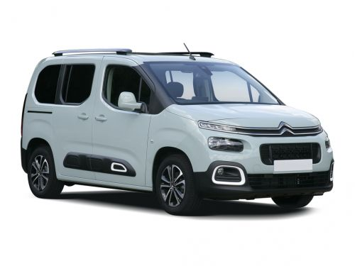 citroen berlingo estate 1.2 puretech feel m 5dr 2018 front three quarter