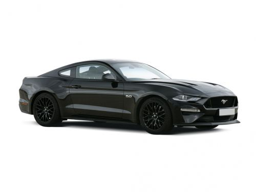 ford mustang fastback 2.3 ecoboost 2dr 2018 front three quarter