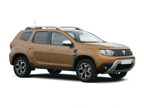 dacia duster estate 1.3 tce 150 prestige 5dr 4x4 2019 front three quarter