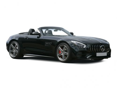 mercedes-benz amg gt roadster gt premium 2dr auto 2017 front three quarter