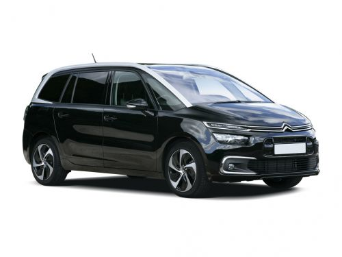 citroen grand c4 spacetourer estate 1.2 puretech 130 touch edition 5dr 2018 front three quarter