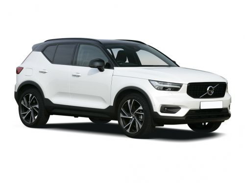 volvo xc40 estate 1.5 t5 [262] hybrid r design 5dr geartronic 2019 front three quarter