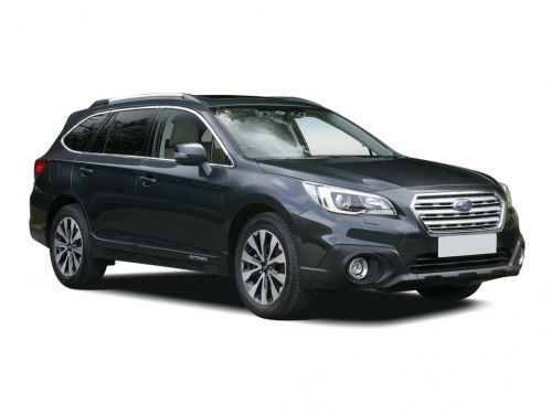 subaru outback estate 2.5i se 5dr lineartronic 2018 front three quarter