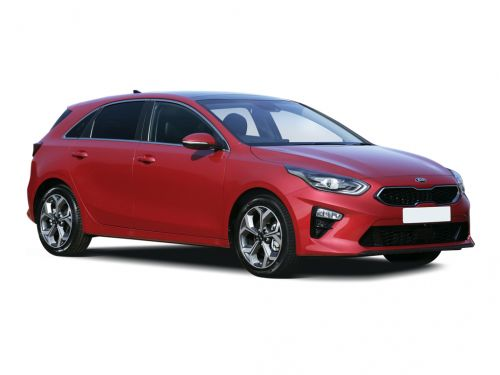 kia ceed hatchback 1.4t gdi isg first edition 5dr dct - new model  2018 front three quarter
