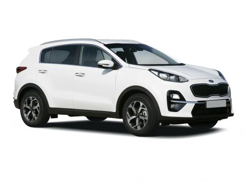 kia sportage estate special edition 1.6 gdi isg platinum edition 5dr 2019 front three quarter