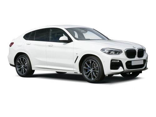 bmw x4 diesel estate xdrive20d mht m sport 5dr step auto [tech/plus pk] 2020 front three quarter