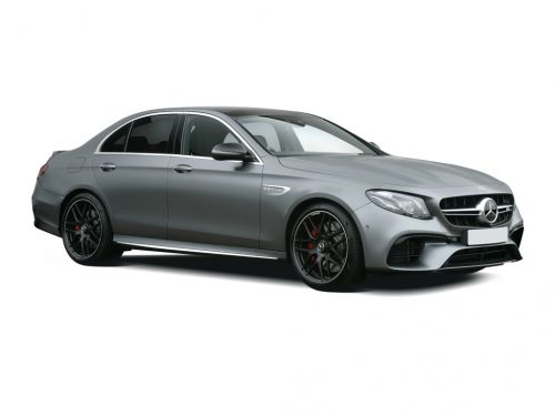 mercedes-benz e class amg saloon e63 s 4matic+ premium 4dr 9g-tronic 2017 front three quarter