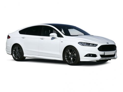 ford mondeo hatchback 2018 front three quarter