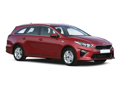 kia ceed diesel sportswagon 1.6 crdi isg 2 5dr [eco pack] - new model 2018 front three quarter
