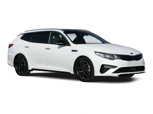 kia optima diesel sportswagon 1.6 crdi isg gt-line s 5dr dct - new model 2018 front three quarter