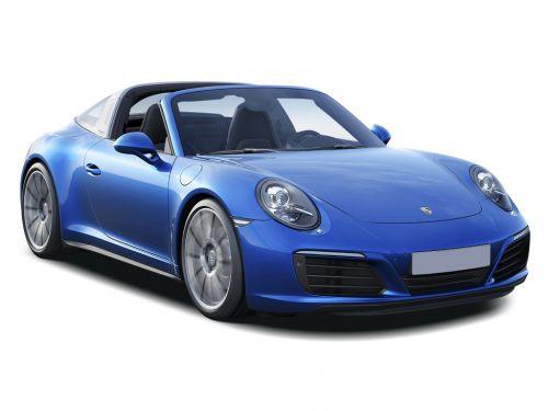 Porsche 911 991 Targa 4 Gts 2dr 2017 Front Three Quarter