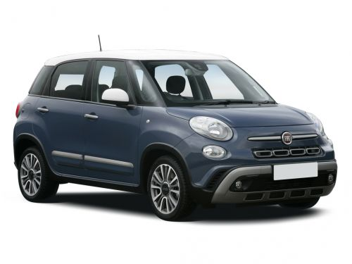 fiat 500l hatchback 1.4 mirror 5dr 2020 front three quarter