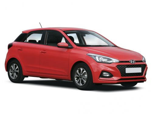 hyundai i20 hatchback 1.2 mpi s connect 5dr 2018 front three quarter