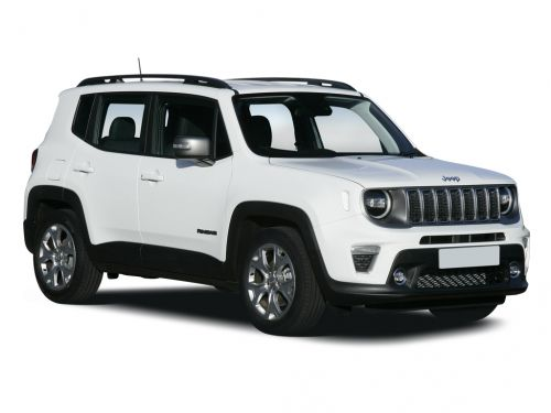 jeep renegade hatchback special edition 1.3 t4 gse night eagle ii 5dr ddct 2019 front three quarter