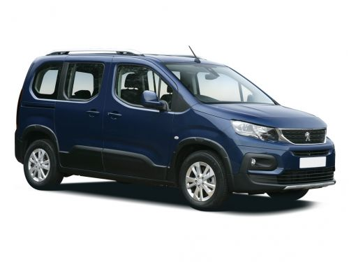 peugeot rifter diesel estate 1.5 bluehdi 100 active 5dr 2018 front three quarter