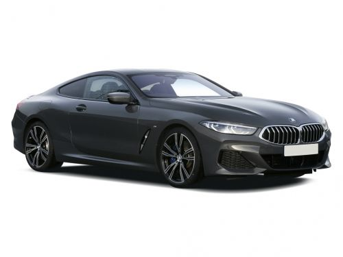 bmw 8 series coupe m850i xdrive 2dr auto 2018 front three quarter