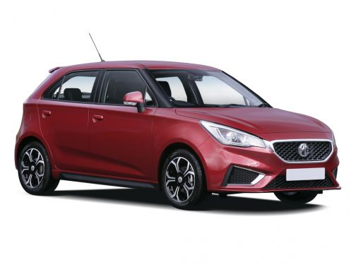 mg motor uk mg3 hatchback 1.5 vti-tech explore 5dr 2018 front three quarter