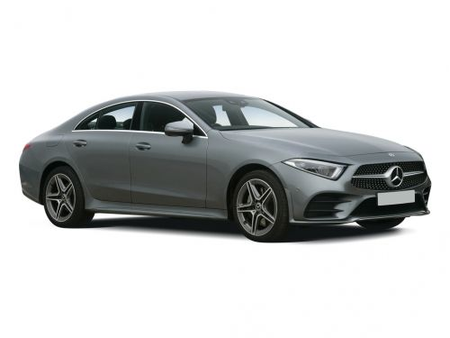 mercedes-benz cls diesel coupe cls 350d 4matic amg line premium + 4dr 9g-tronic 2018 front three quarter