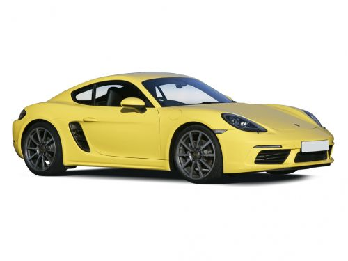 porsche 718 cayman coupe 2.0 2dr 2016 front three quarter