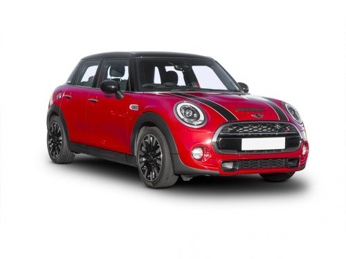 mini hatchback 1.5 one classic ii 5dr auto [nav pack] 2018 front three quarter