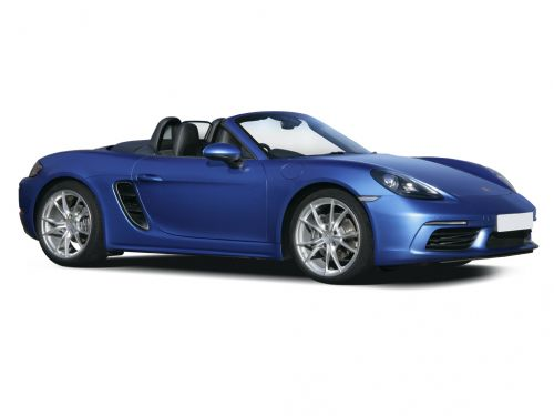 porsche 718 boxster roadster 2.0 2dr 2016 front three quarter