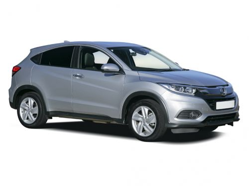 honda hr-v hatchback 1.5 i-vtec se 5dr 2018 front three quarter