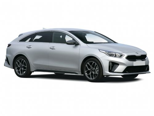 kia pro ceed shooting brake 1.4t gdi isg gt-line 5dr 2019 front three quarter
