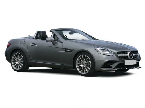 mercedes-benz slc roadster special edition slc 300 final edition 2dr 9g-tronic 2019 front three quarter