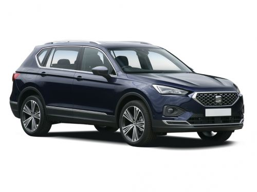 seat tarraco diesel estate 2.0 tdi xcellence lux 5dr 2019 front three quarter
