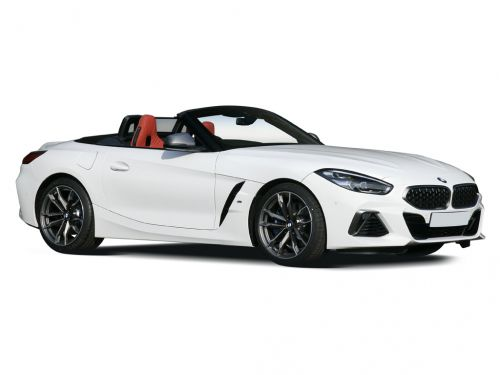 bmw z4 roadster sdrive 20i m sport 2dr auto [tech/plus pack] 2019 front three quarter