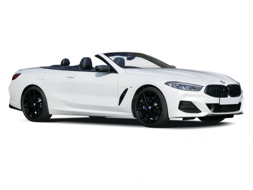 bmw 8 series diesel convertible 840d xdrive 2dr auto 2019 front three quarter