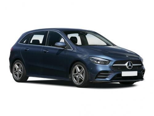 mercedes-benz b class hatchback b180 amg line 5dr auto 2019 front three quarter