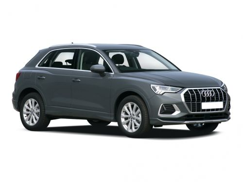audi q3 estate special editions 40 tfsi quattro edition 1 5dr s tronic [c+s pack] 2019 front three quarter