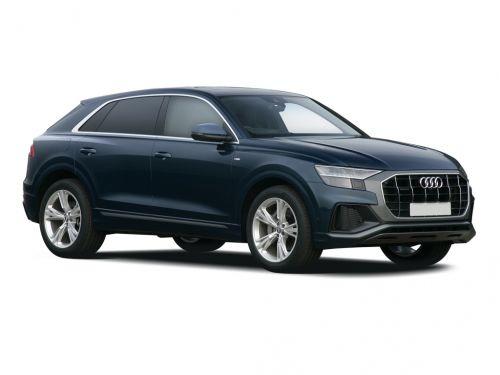 Audi Q8 Personal Business Car Lease Deals Leasecar Uk
