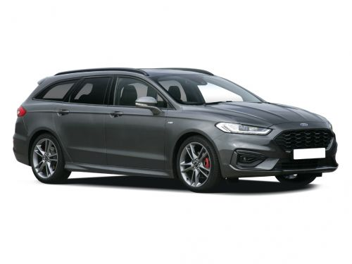 ford mondeo estate 2.0 hybrid st-line edition 5dr auto 2019 front three quarter