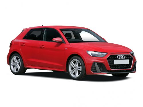 audi a1 sportback 25 tfsi s line 5dr [tech pack] 2019 front three quarter