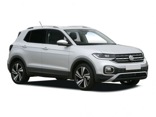 volkswagen t-cross diesel estate 1.6 tdi sel 5dr dsg 2019 front three quarter