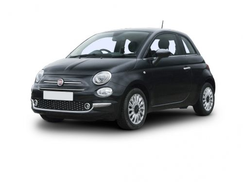 fiat 500 hatchback 1.0 mild hybrid star [dolcevita pack] 3dr 2020 front three quarter